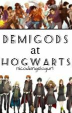 Demigods at Hogwarts by Hannah-oftheInternet