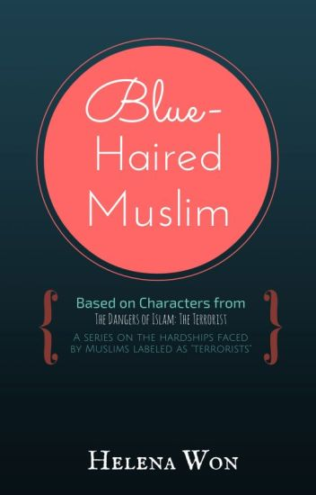 Blue-Haired Muslim