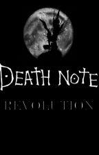 DEATH NOTE REVOLUTION by AkikoMinowski