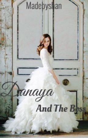 Danaya and The Boss by madebyshan