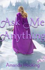 Ask Me Anything! by AmandaHocking