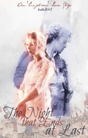 The Night That Ends At Last *Les Miserables Romance (Enjolras)* by doctorandriver