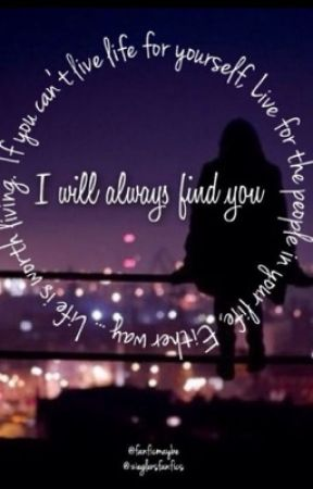I Will Always Find You by fanficmaybe