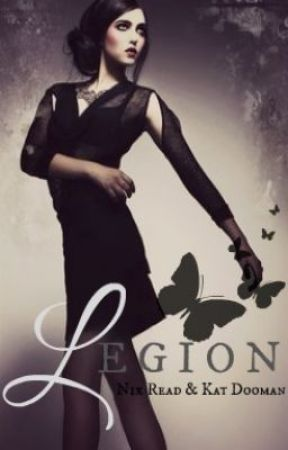 LEGION. (A Legion Of The Black/ Wretched And Divine story) by Utaimasu
