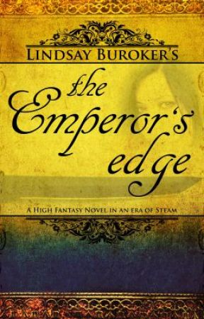 The Emperor's Edge by LindsayBuroker
