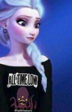 The Frozen Hearts (Elsa x reader) від avreua