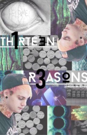 Thirteen Reasons ☹ Muke by mukemathers
