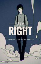 Mr. Right (Vkook) ✔ by saywhatYOUWANNASAY55