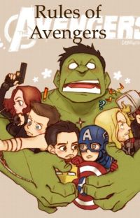 Rules of Avengers cover