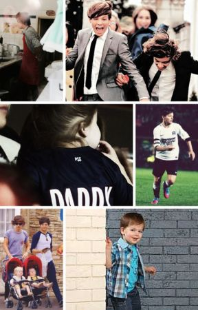Back to the Beginning (Larry Stylinson) by LHStylinson