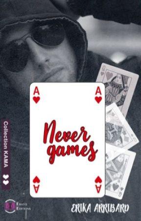 Never Games  (sous contrat d'édition chez Erato)  by Lou-Abd
