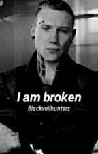 I am broken ~ divergent eric by Blackveilhunters