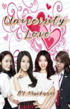 University Love Book 1 by Mackaress