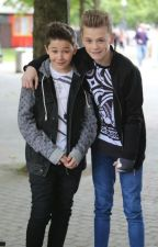 My Brothers Best Friend    Charlie Lenehan and Leondre Devries FanFic by jbhhannah
