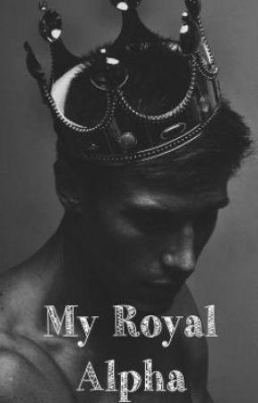 My Royal Alpha by saltpluspepper