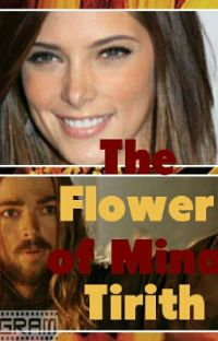 The Flower of Minas Tirith (Eomer love story) cover