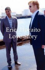 Eric/Horatio love story by JalenIsley