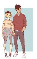 Kenma's New Clothes [KuroKen] by kenmom