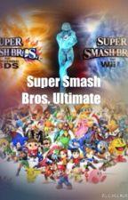 Super Smash Bros. Ultimate: Book One by ilikepizza107