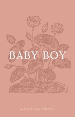 Baby Boy ; larry by wildfl0wermc