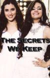 The Secrets We Keep (CAMREN) cover