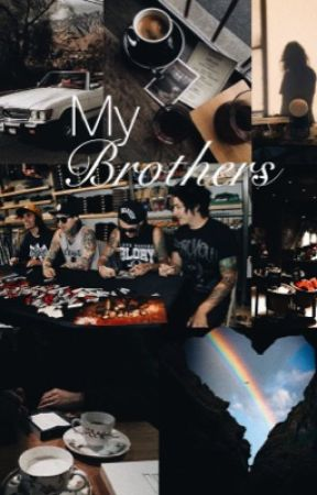 My Brothers ⇒ (Pierce The Veil) by SIRREGULUS