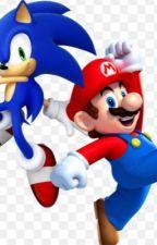 Mario/Sonic OC world (Part 1) by Rivermoonlara