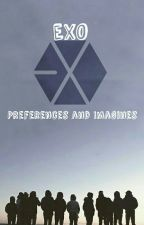 EXO Sexy Imagines and Profiles  by mxrkmi