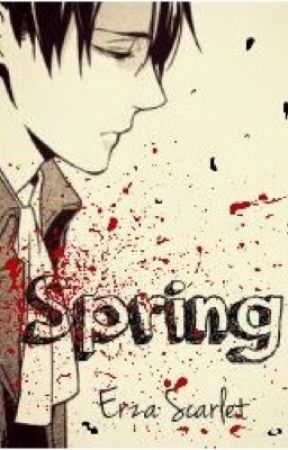 Spring (Levi Ackerman x Reader) by OtakuSeme