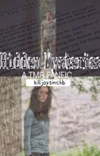 Hidden Mysteries by killjoysinchb