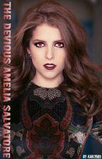 The Devious Amelia Salvatore (2013 Watty Awards) by karly605