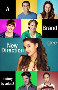 Glee: A Brand New Direction (first book of Glee series) cover