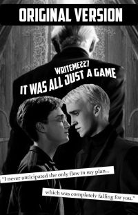 Drarry- It Was All Just a Game cover