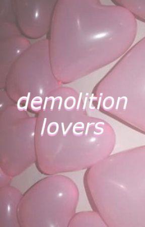 demolition lovers || frerard by miqraine