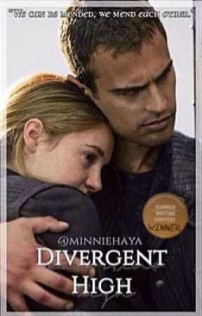 Divergent High by hayasworks