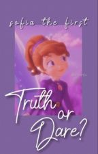 Sofia the First: Truth or Dare? by moretla