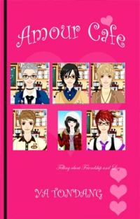 Amour Cafe cover