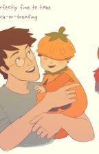 Reunited- a Harry Potter fanfiction by BlueDragon201200