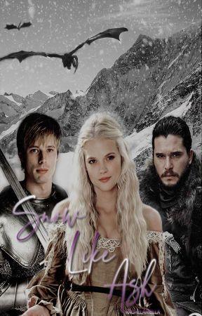 Snow like Ash ▸ Game of Thrones by Ariella_Blake