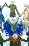 Hetalia World of Peace cover
