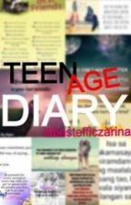 Teenage Diary by littleStefficzarina