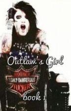 Outlaw's Girl [Ashley Purdy. Book 1] by jade_ydg