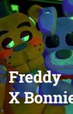[DISCONTINUED AND CRINGEY] Freddy X Bonnie {FNAF Fanfiction} by Splemonocracy