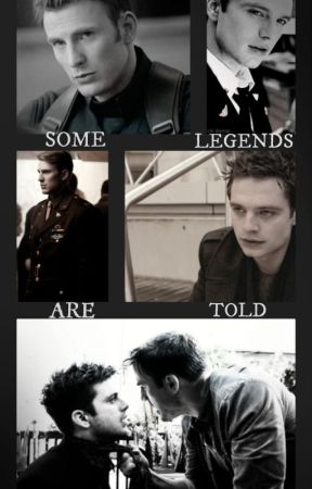 Some Legends Are Told - Stucky AU (under editing) by xCrossbonesx