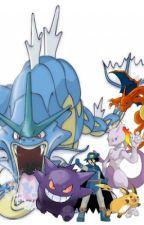 Pokémon: Midnight Blue by Docrubente