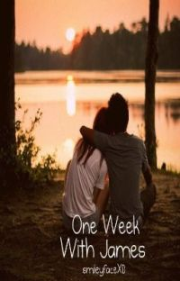 One Week With James. cover