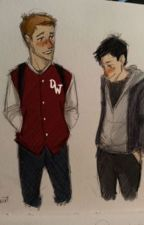 Destiel (Highschool AU) I Like You...a Lot by TeamFreeWill11