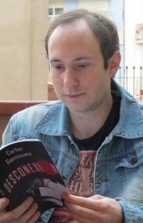 "Os presento mi novela ""Desconexión"" by CarlosAlbertoGamissansLpez"