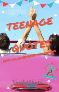 Teenage Quotes cover