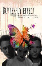 Butterfly Effect (the Sequel to Butterflies - A Tom Hiddleston Fan Fiction) by laceandbutterfly